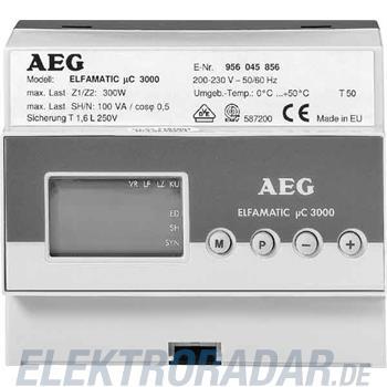 EHT Haustechn.AEG Zentralsteuergerät ELFAMATIC uC 3000