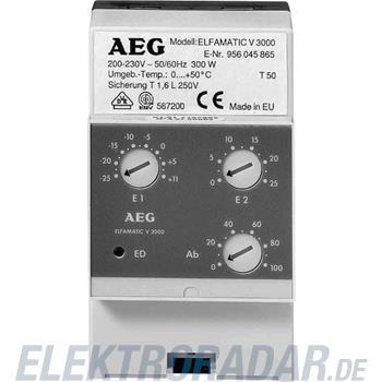 EHT Haustechn.AEG Zentralsteuergerät ELFAMATIC V 3000
