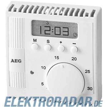 EHT Haustechn.AEG Aufladeregler mit Uhr RTEU 911