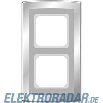 Elso Glasrahmen 2-fach Riva alu 2042319