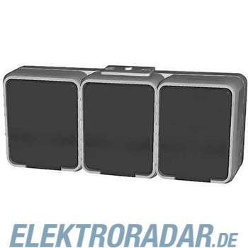 Elso Steckdose 3-fach waagerech 445800