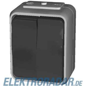Elso Doppeltaster, 10A, Schraub 452500