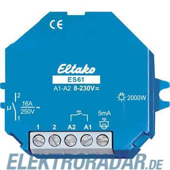 Eltako Stromstoßschalter ES61-8..230V UC