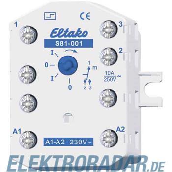 Eltako Stromstoßschalter f.EB/AP S81-001-12V
