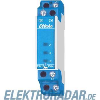 Eltako Phasenkontrolleuchte P3K12-230V