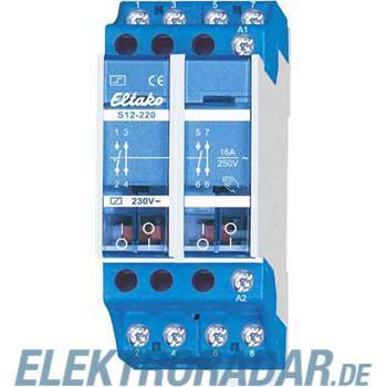 Eltako Stromstoßschalter S12-310-24V