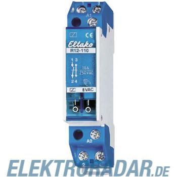 Eltako Schaltrelais f.Reihen-EB R12-110-8V