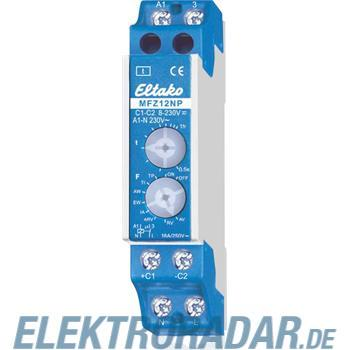 Eltako Zeitrelais,multifunktion MFZ12NP-230V+UC