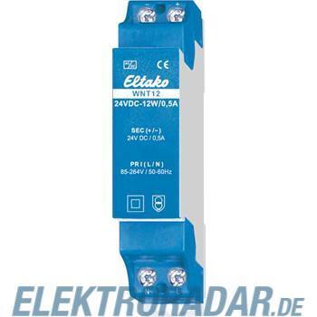 Eltako Weitbereichs-Schaltnetztei WNT12-12VDC-6W/0,5A