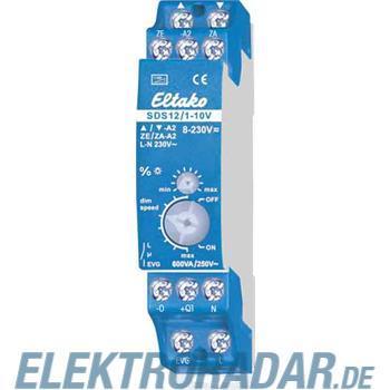 Eltako Steuerdimmschalter SDS12/1-10V