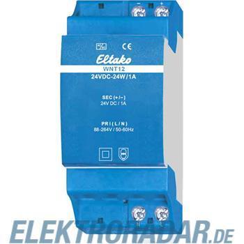 Eltako Weitbereichs-Schaltnetztei WNT12-24VDC-24W/1A