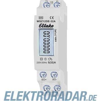 Eltako Wechselstromzähler WSZ12DE-32A