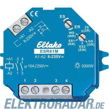 Eltako Stromstoßschalter ESR61M-8..230V UC