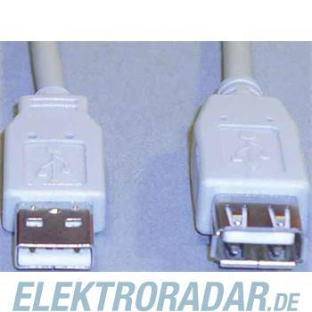 E+P Elektrik USB2.0-Verlängerung Typ A CC 518/1