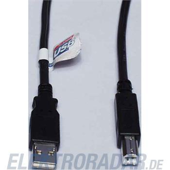 E+P Elektrik USB 2.0 Kabel AB 10m CC 502/10 L