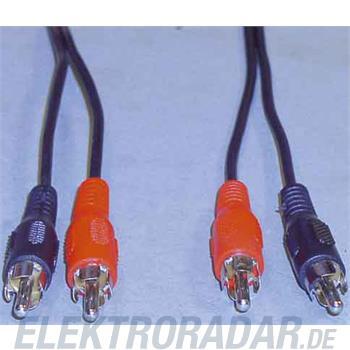 E+P Elektrik Cinch-Anschlusskabel B 33/2
