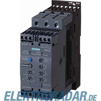Siemens Sanftstarter S2, 63A 3RW4037-2BB14