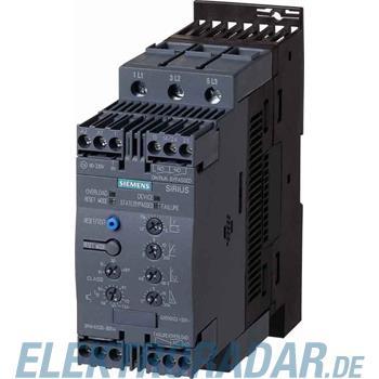 Siemens Sanftstarter S2, 63A 3RW4037-2BB05