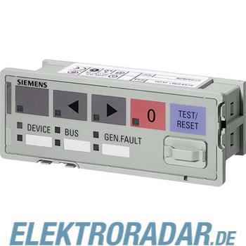 Siemens Bedienbaustein, Einbau in 3UF7200-1AA00-0