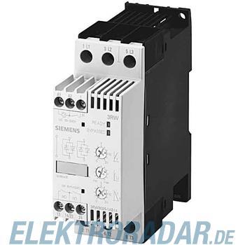 Siemens Sanftstarter S00, 6,5A, 3k 3RW3014-2BB14