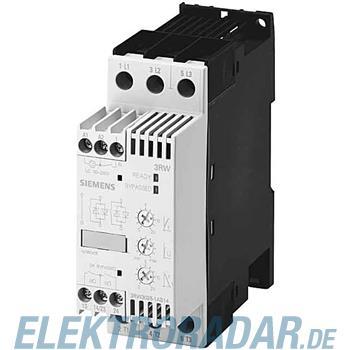 Siemens Sanftstarter S0, 25A, 11kW 3RW3026-2BB04