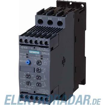 Siemens Sanftstarter S0, 25A, 11kW 3RW4026-2BB14