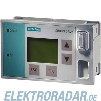 Siemens Externes Anzeige- und Bedi 3RW4900-0AC00