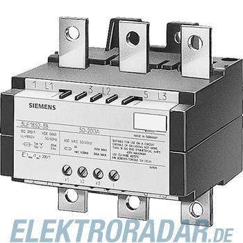 Siemens Stromwandler, 3-ph. für un 3UF1854-3CA00