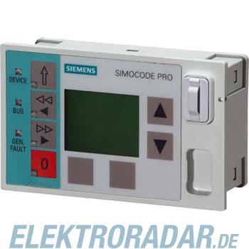 Siemens Bedienbaustein mit Display 3UF7210-1AA00-0