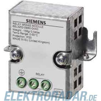 Siemens Bremsrelais 6SL3252-0BB00-0AA0