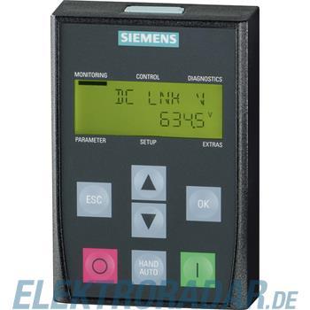 Siemens Basic Operator Panel (BOP) 6SL3255-0AA00-4CA1