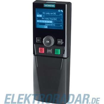 Siemens Operator Panel Handheld 6SL3255-0AA00-4HA0