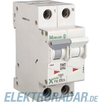 Eaton LS-Schalter m.Beschrift. PXL-B6/1N