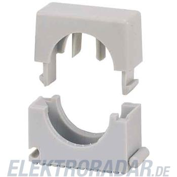 Fischer Deutschl. Schelle 16-19 mm SCH 1619 TRANSPARENT