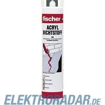 Fischer Deutschl. Acryldichtstoff DA W