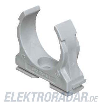 Fränkische Kunststoffklemmschelle clipfix 63mm