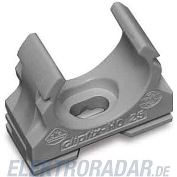 Fränkische Kunststoffklemmschelle clipfix-HO 20mm