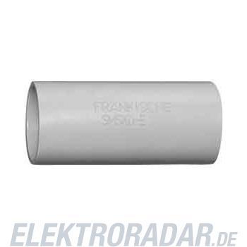 Fränkische Kunststoffsteckmuffe SMSKU-E 20mm