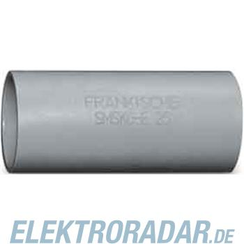 Fränkische Kunststoffsteckmuffe SMSKU-E 25mm