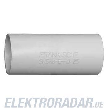 Fränkische Kunststoffsteckmuffe SMSKU-E-HO 16mm