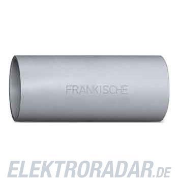 Fränkische Kunststoffsteckmuffe SMSKU-EZF 63mm
