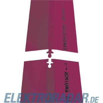 Fränkische Abdeckhaube FHA 110x1000rt