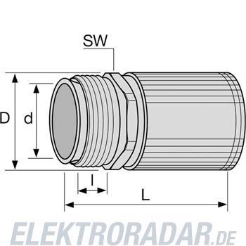 Fränkische Verschraubung FKV-SW 11M20