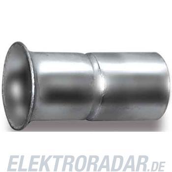 Fränkische Endtülle AES-E 20mm alu