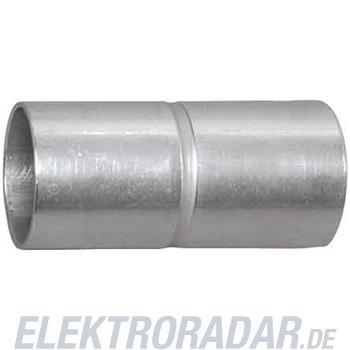 Fränkische Steckmuffe AMS-E 16mm alu