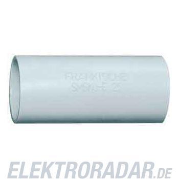 Fränkische Kunststoff-Steckmuffe SMSKu-E-UV 40 grau