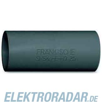 Fränkische Kunststoffsteckmuffe SMSKu-E-UV 25 sw