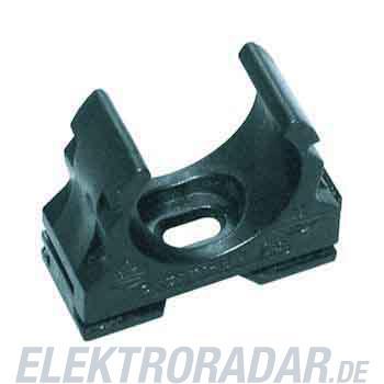 Fränkische Kunststoff-Klemmschelle clipfix-UV 32 sw