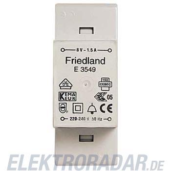 Novar Friedland Klingeltransformator E3549