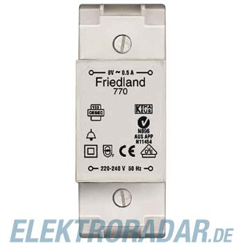 Novar Friedland Klingeltransformator D770